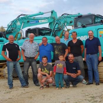 Team Tiefbau